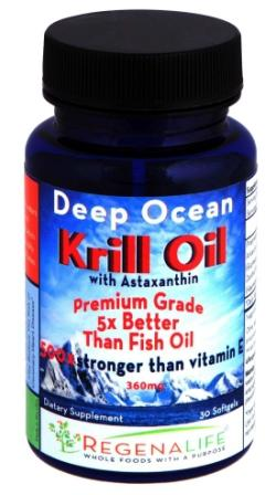 Krill Oil With Astaxanthin
